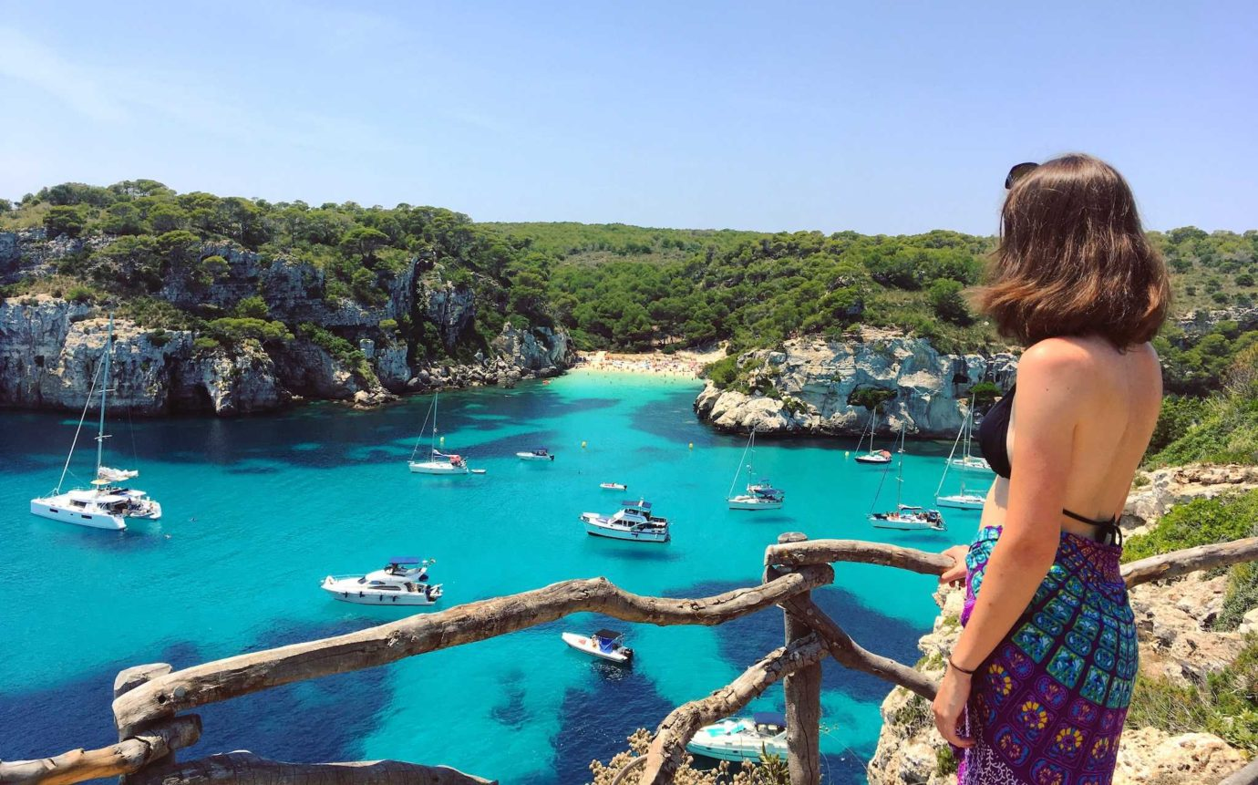6 Incredible Beaches on Menorca's South Coast - The Travelling Triplet